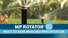 MP Rotator: Matched Precipitation