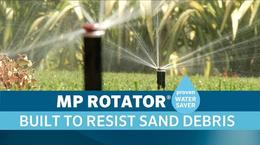 MP Rotator: Resist Sand Debris