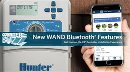 New WAND Bluetooth Features that Improve the X2 Controller Installation Experience