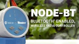 NODE-BT Bluetooth® enabled, wireless valve controller Product Guide