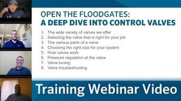 Open The Flood Gates: A Deep Dive Into Control Valves