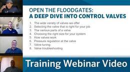 Open The Flood Gates: A Deep Dive Into Control Valves