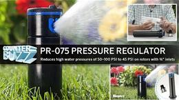 "PR-075 Pressure Regulator for ¾"" Inlet Rotors"