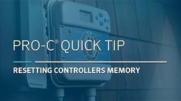 Pro-C Advanced: 08, Resetting Memory