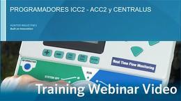 Programadores ICC2, ACC2 y plataforma Centralus