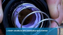 Pro-Spray Ürün Karşılaştırma Testi- Patlama, Baskı, Yıkama ve Başlık Sızdırması