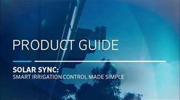 دليل منتج Solar Sync