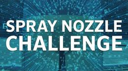 Spray Nozzle Challenge