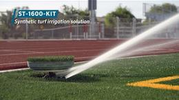 ST-1600-KIT Synthetic Turf Irrigation Solution Product Guide