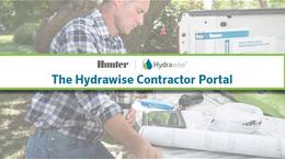 The Hydrawise Contractor Portal