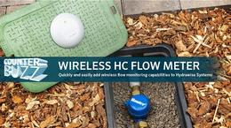 Wireless HC Flow Meter