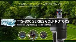 TTS-800 Series Golf Rotors