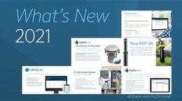 Whats New in Irrigation, 2021