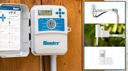 X2 Irrigation Controller: Adding a Rain Sensor