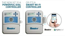 X2 WI-Fi-Enabled Irrigation Controller with Hydrawise
