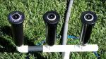 Сравнительные испытания Pro-Spray – разрушение, скачки давления, промывка и протекание крышки