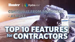 Hydrawise Top 10 Features for Contractors