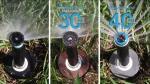 Pruebas de comparación del Pro-Spray:  explosión, sobrepresión, descarga y fugas en la tapa