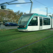 Tramway with Irrigated Turf