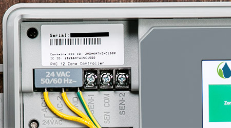 Pro-HC - How Do I Find My Pro-HC Controller's Serial Number