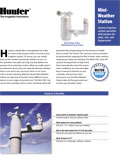Mini Weather Station Brochure