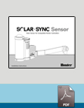 Solar Sync Weather Sensor Owner's Manual