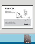Wireless Rain-Clik Sensor Owner's Manual