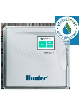 HUNTER XC 6 hybride Contrôleur d'irrigation en plein air station