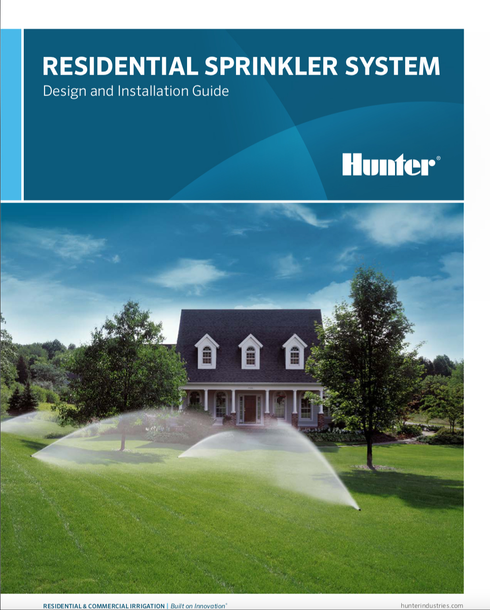 Residential System Design Guide Hunter Industries