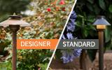 FX Luminaire FXL105 - Designer vs Standard Fixtures