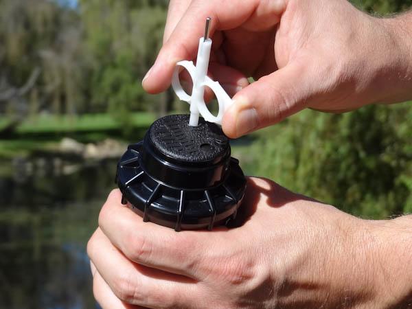 PGP Sprinkler Adjustment Instructions | Hunter Industries